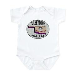 Tulseytown Po-lice Infant Bodysuit