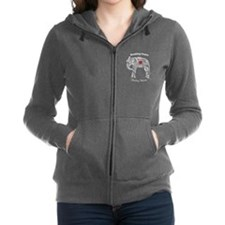 Breaking Chains Women's Zip Hoodie