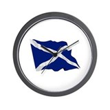 Scottish Wall Clock