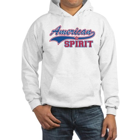 American Spirit Hooded Sweatshirt