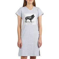 Schipperke Women's Nightshirt