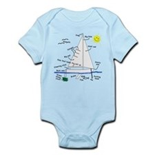 The Well Rigged Infant Bodysuit