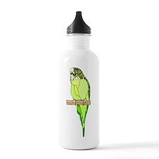 Budgie Bird Water Bottle