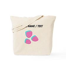 Custom Clam Shells Tote Bag