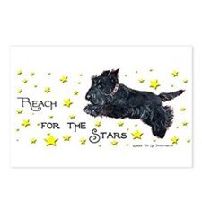 Scottish Terrier Star Postcards (Package of 8)