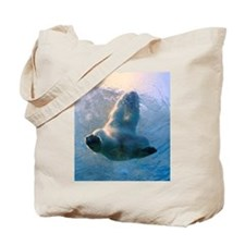 Bear Butt Tote Bag