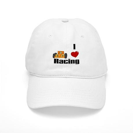Auto Racing  Gifts on Auto Racing Gifts   Auto Racing Hats   Caps   I Love Racing