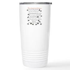 Cute Cat Travel Mug
