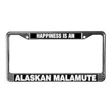 Happiness Is An Alaskan Malamute