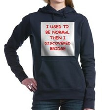 BRIDGE Women's Hooded Sweatshirt