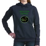 UFO1 Women's Hooded Sweatshirt
