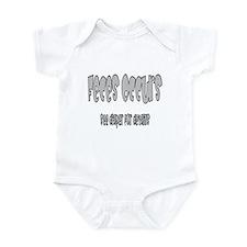 feces occurs Infant Bodysuit