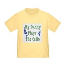 My Daddy Plays the Cello T