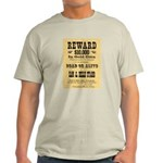 Wanted Sam & Belle Starr Light T-Shirt