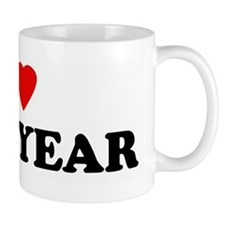 I Love LEAP YEAR Mug
