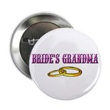 Bride's Grandma (rings) Button
