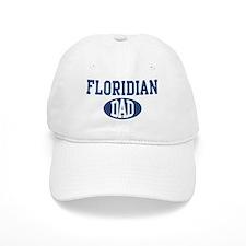 Floridian dad Baseball Cap