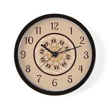 American indian pattern Wall Clock