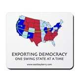CA Swing State Mousepad