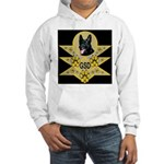 GSD Spiritual Embrace Hooded Sweatshirt