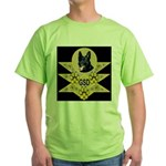 GSD Spiritual Embrace Green T-Shirt