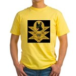 GSD Spiritual Embrace Yellow T-Shirt