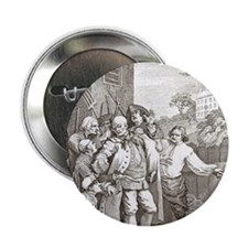 "William Hogarth's Stages of Cruelty,  2.25"" Button"
