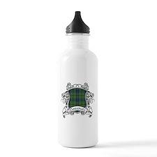 Marshall Tartan Shield Sports Water Bottle