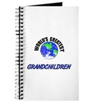 World's Greatest GRANDCHILDREN Journal
