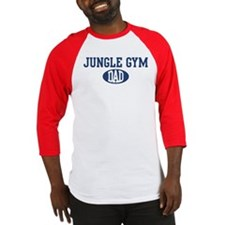 Jungle Gym dad Baseball Jersey