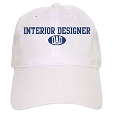 Interior Designer dad Baseball Cap