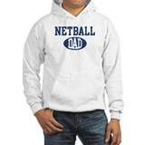 Netball dad Jumper Hoody