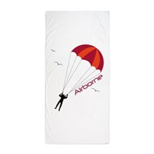 Airborne Beach Towel