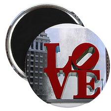 """Cute Philadelphia 2.25"""" Magnet (10 pack)"""