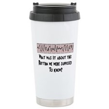 Funny Nursing students Travel Mug