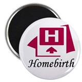 "Cute Midwives 2.25"" Magnet (10 pack)"