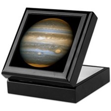 Jupiter Keepsake Box