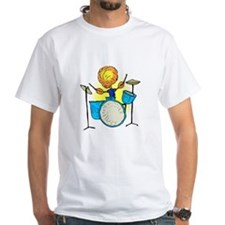 Brother Playing Drums T-Shirt