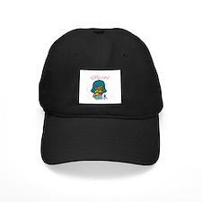 Girl Photographer Baseball Hat