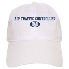 Air Traffic Controller dad Baseball Cap
