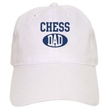 Chess dad Baseball Cap