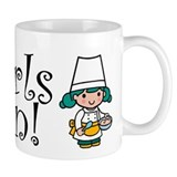 Girl Chef Mug