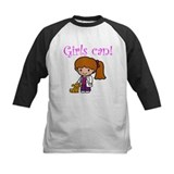Girl Veterinarian Tee