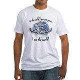 Coonhound World2 Shirt