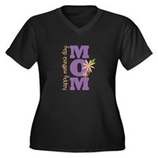 Happy Mother's Day Mom Plus Size T-Shirt