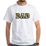 Dad is Golden Fathers Day Shirt