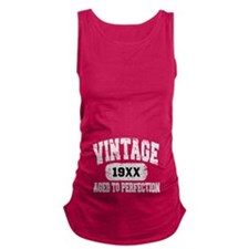 Personalize Vintage Aged To Perfection Maternity T