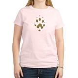 Ferret Paw/ Ferrets Rule T-Shirt