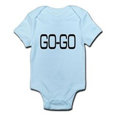 Go-Go Infant Bodysuit