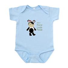 Pretty Little Panda Body Suit